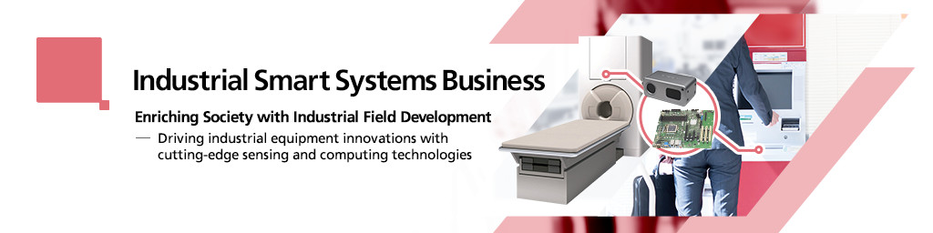 Industrial Smart Systems Business